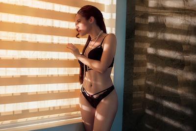 Angelica Spivey - Escort Girl from Rancho Cucamonga California