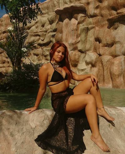 Redhead Escort in Richardson Texas